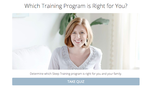 quiz cover for Which training program is right for you?