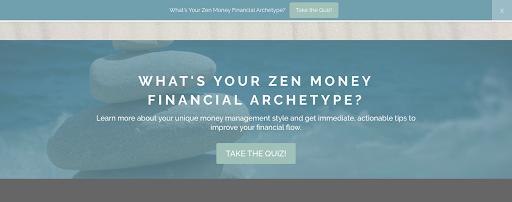 Zen money archetype