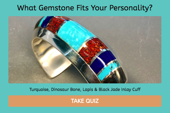 what gemstone fits your personality