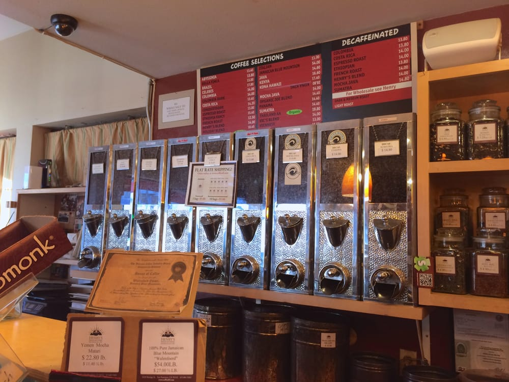 How Henry's House of Coffee Uses a Quiz to Bring Family Wisdom Online   Interact Blog
