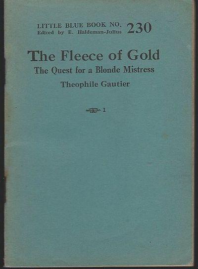 The Fleece of Gold book cover